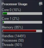 Indikator RAM
