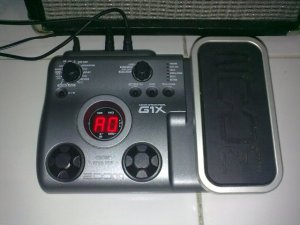 ZOOM G1X Second Hand