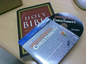 Bonus: Holy Bible & CD Audio