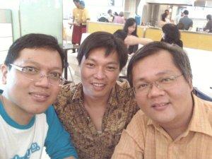 Teman SMP, Teman Bolos (Reuni 05/07/2009)