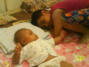 Axel dan Kirana