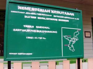 TN Bantimurung Bulusaraung