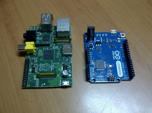 Disandingkan dengan Arduino Leonardo