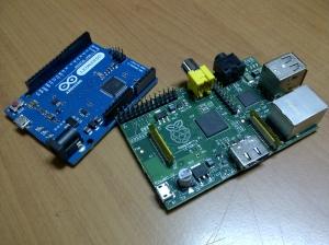 Arduino & Raspberry Pi, mari kita sinergikan!