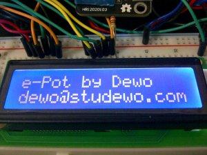 Wow e-Pot, hehehe