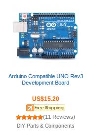 Arduino Uno R3 versi clone