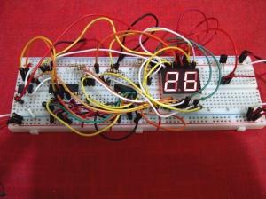 Sebenarnya sederhana, hanya saja kabelnya itu yang bikin tampak ruwet