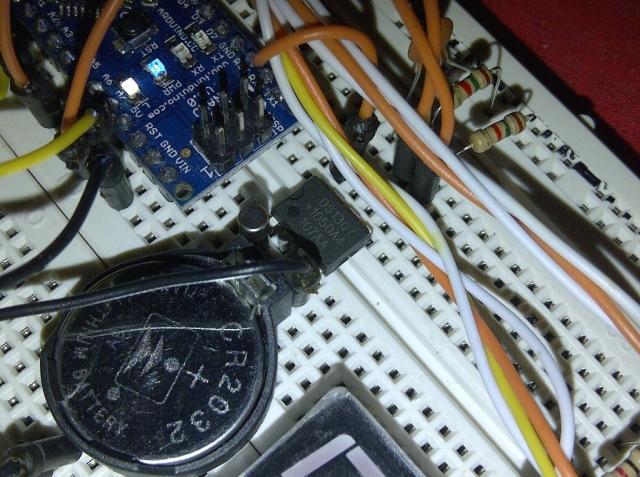Modul RTC DS1307