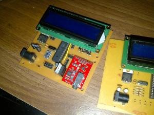 Selanjutnya ngoprek modul radio Si4703