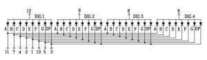 Skema seven segment
