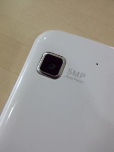 5 MP autofokus tanpa flash