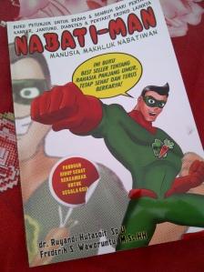 Buku Nabati-Man