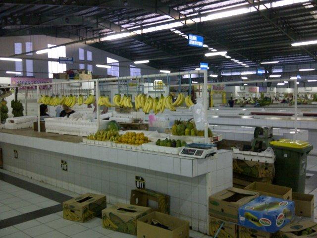 Masuk town market
