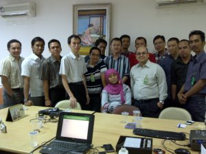 IT Corporate & Perwakilan IT RS AB Se-Indonesia