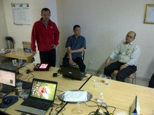 Demo Antrian berbasis Arduino