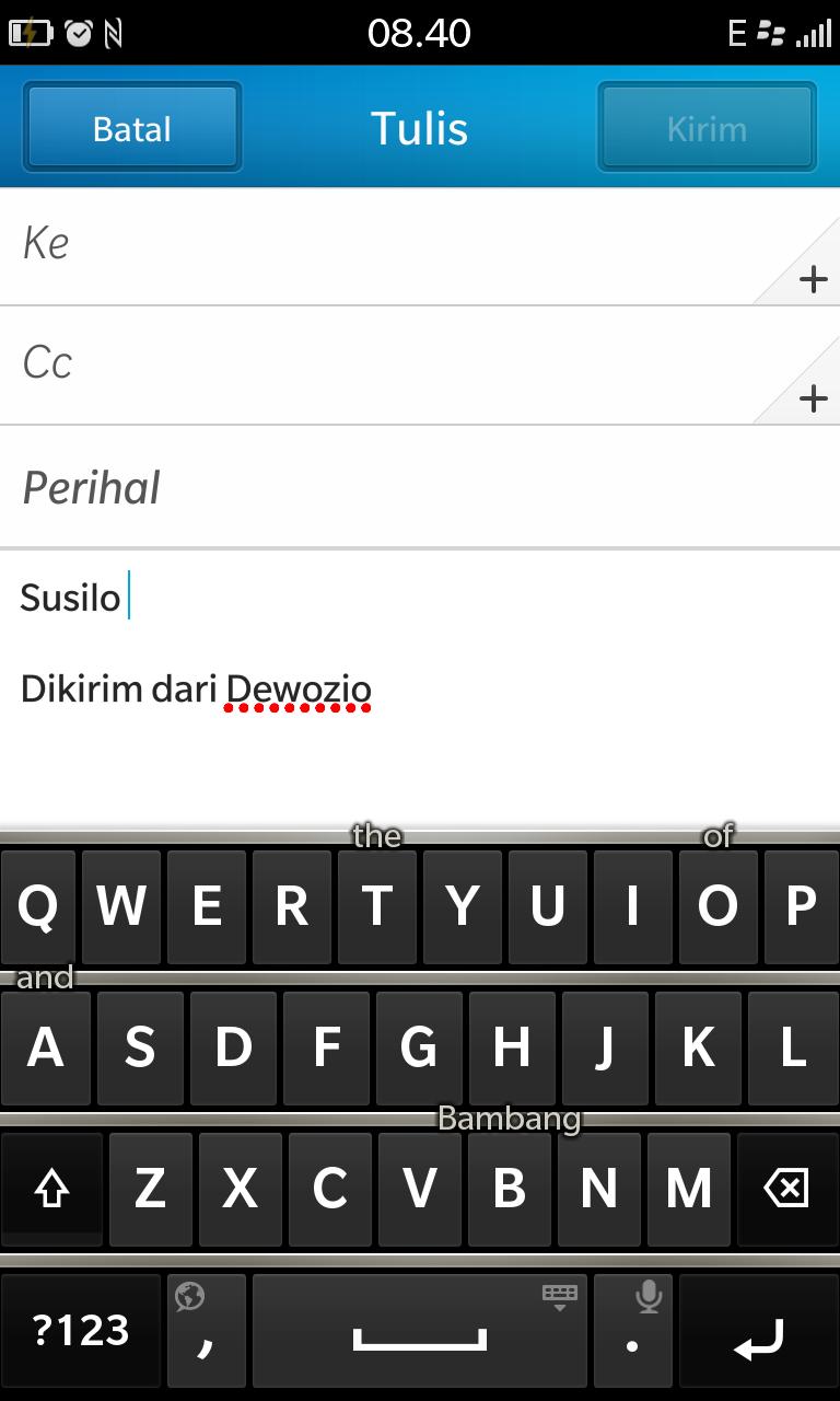 Swipe Bambang