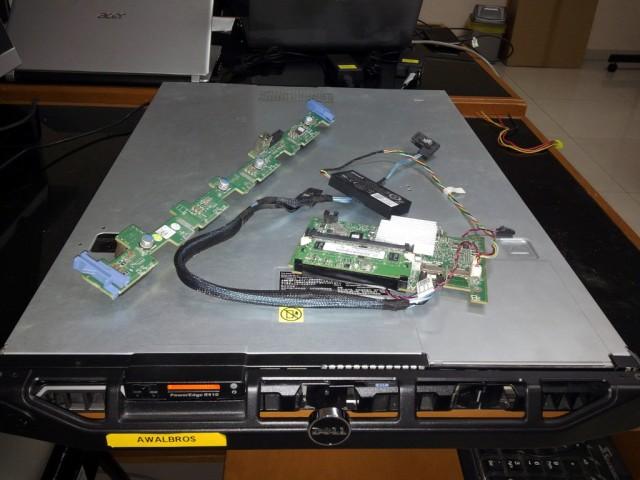 Server & RAID Controller yg rusak