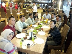 Bukber Tim IT