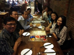 Bukber Corporate