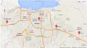 RS Awal Bros di Jawa