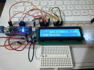 Ngoprek LCD 16×2