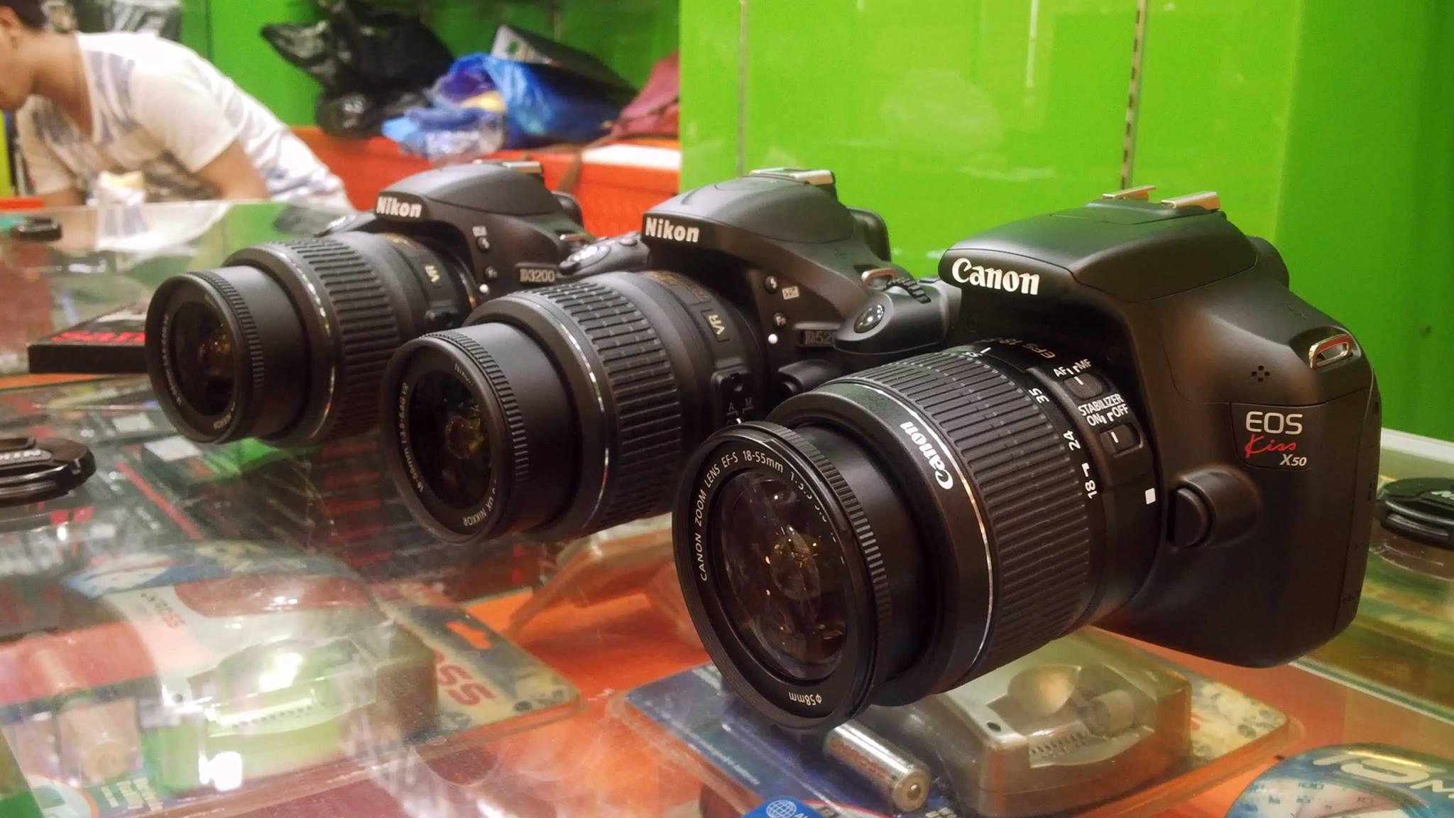 Nyobain Kamera Canon Kiss X50 Dan D700 Emanuel Setio Dewo