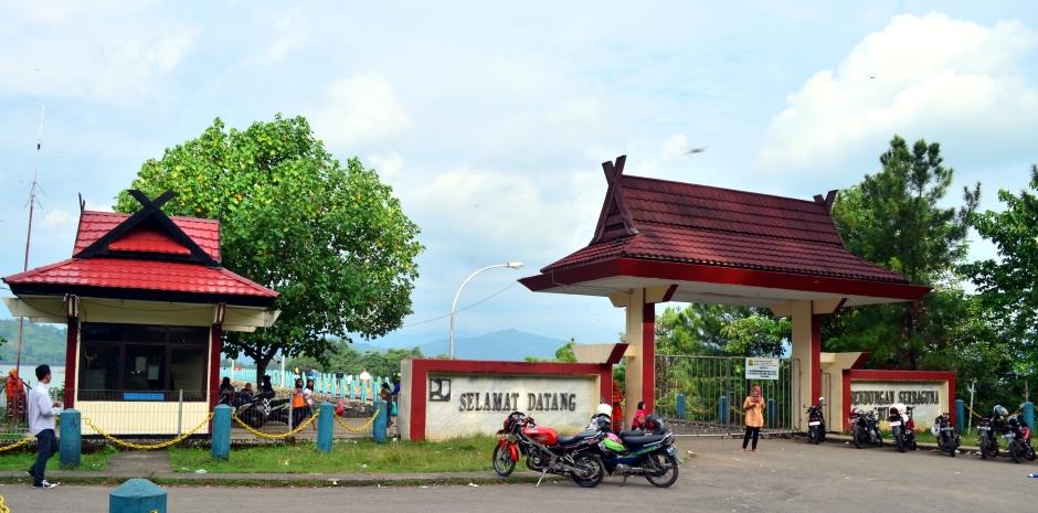 Gerbang bendungan serbaguna Bili-bili