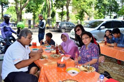 Makan siang khas kota Semarang, Tahun Gimbal