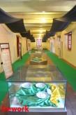Di dalam museum La Galigo