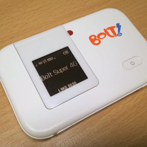 MiFi in action