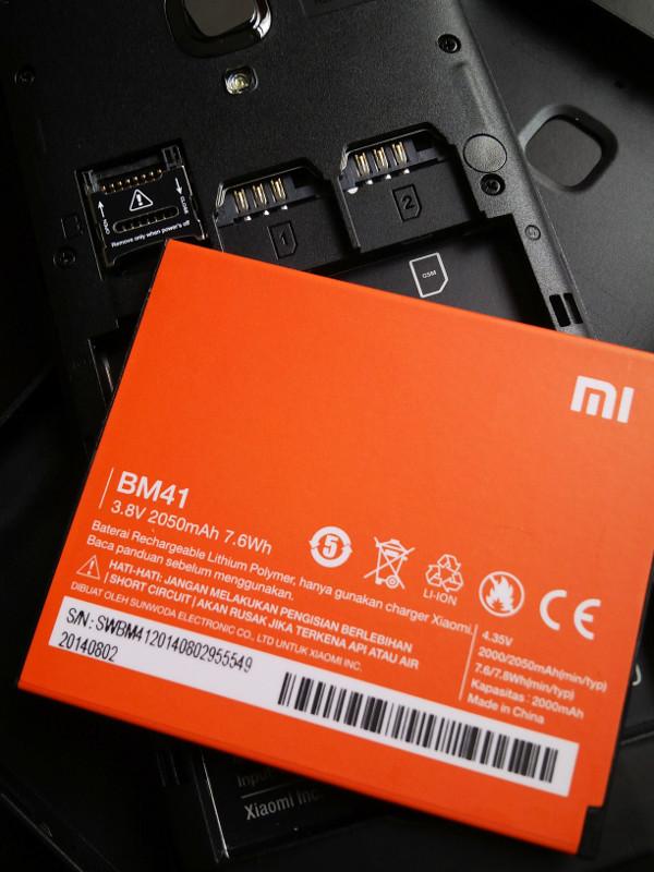 Baterai kapasitas besar