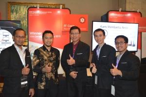 Foto bersama Mas Ichsan Mulia dari IBM