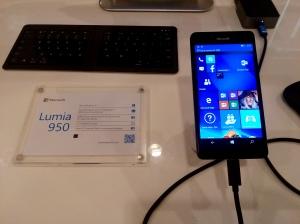 Sosok Lumia 950