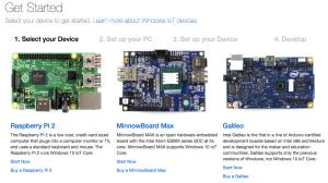 Windows untuk IoT