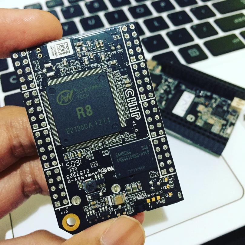 ARM Allwinner R8
