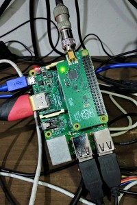 Raspberry Pi 3B + DVB TV uHAT